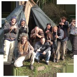 Wildnispädagoge Ausbildung