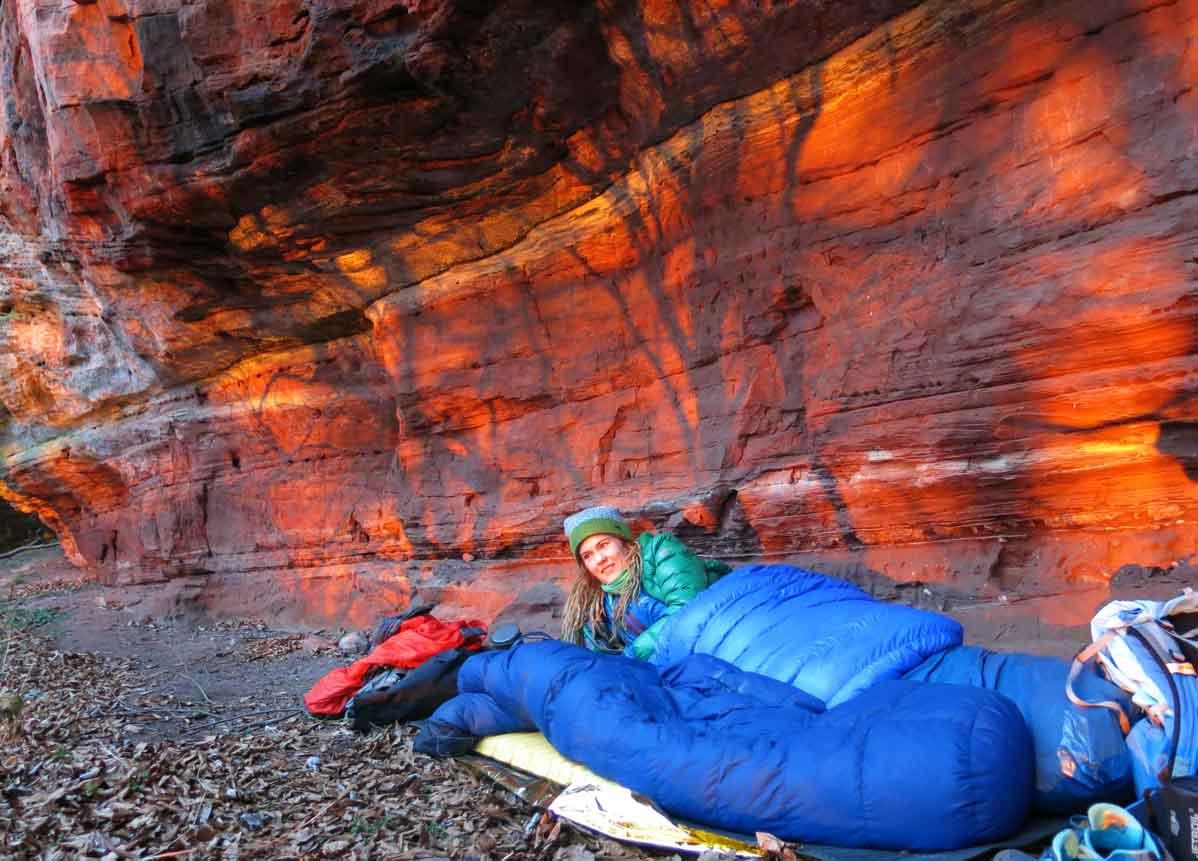 Neuer Schlafsack kaufen