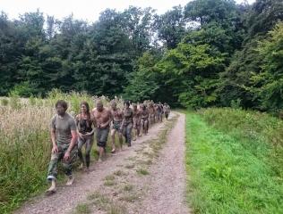 Apachen Scout Training