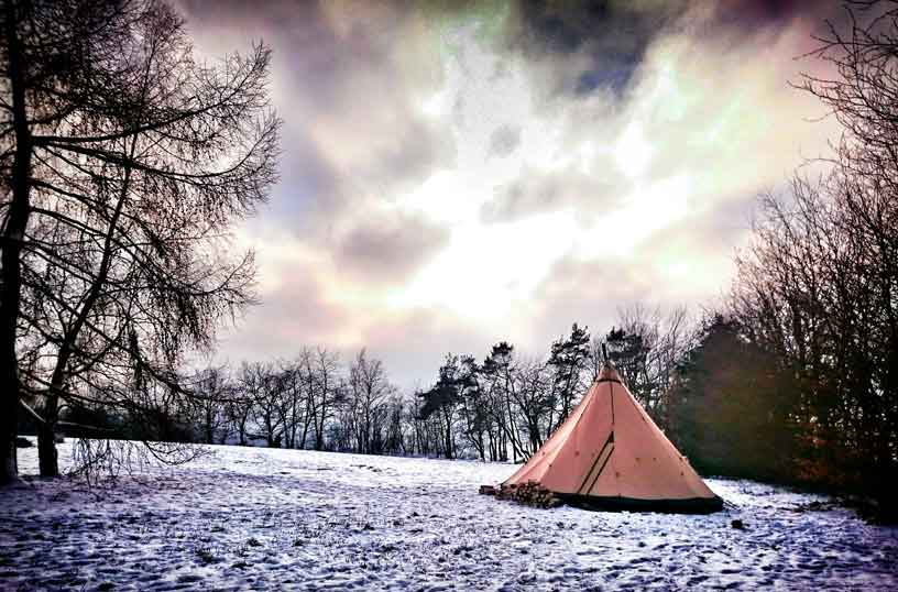 Survival Training Winter