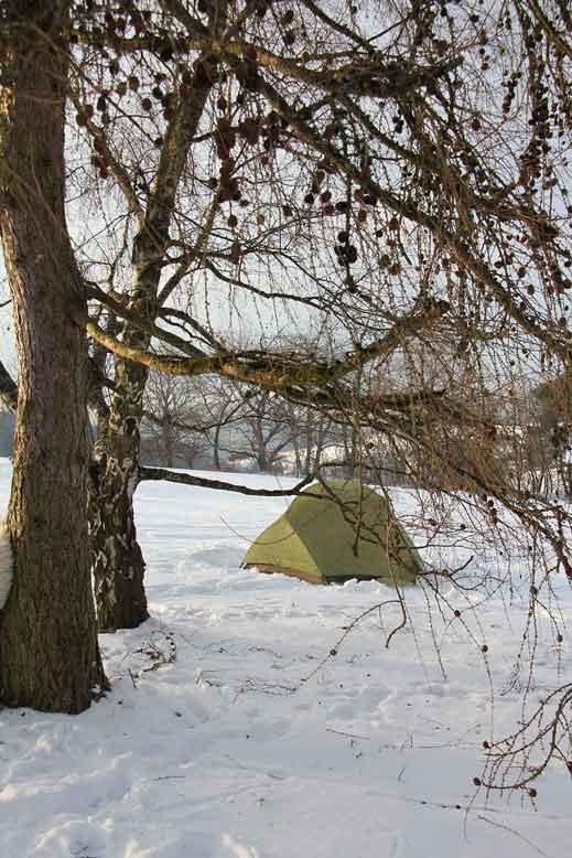 Survival Training Winter