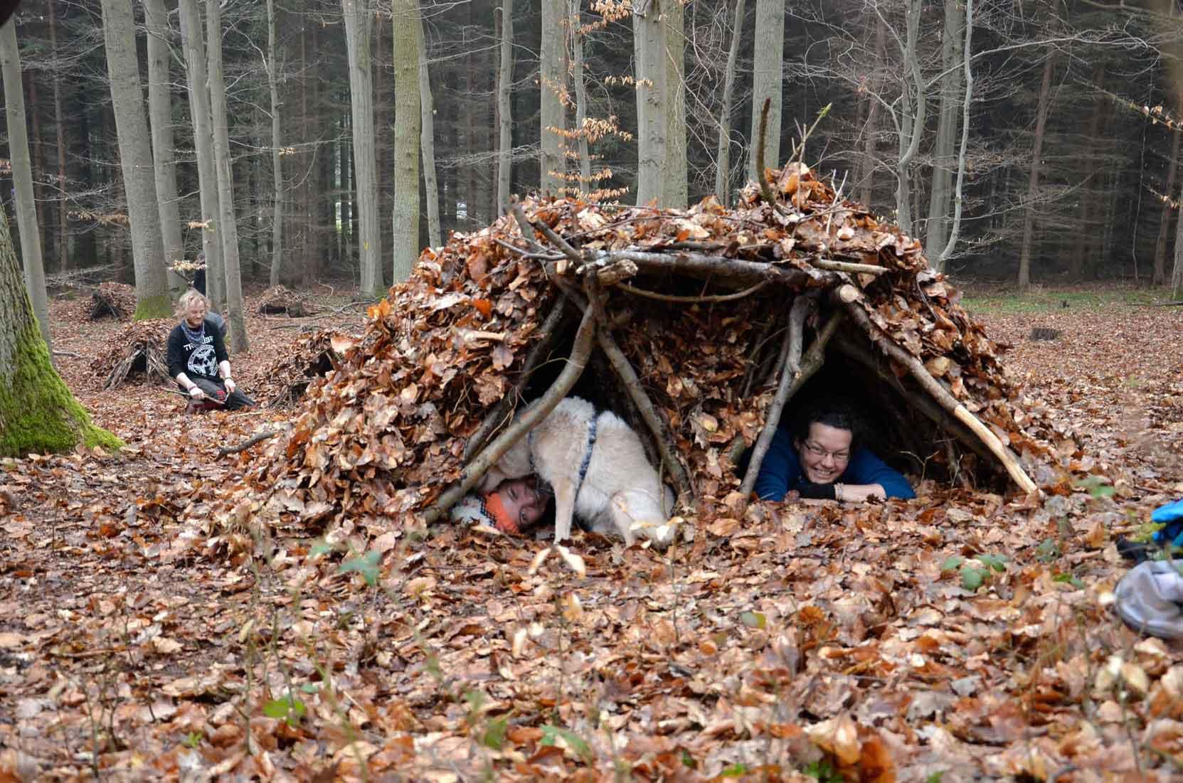 Survivalkurs Hessen