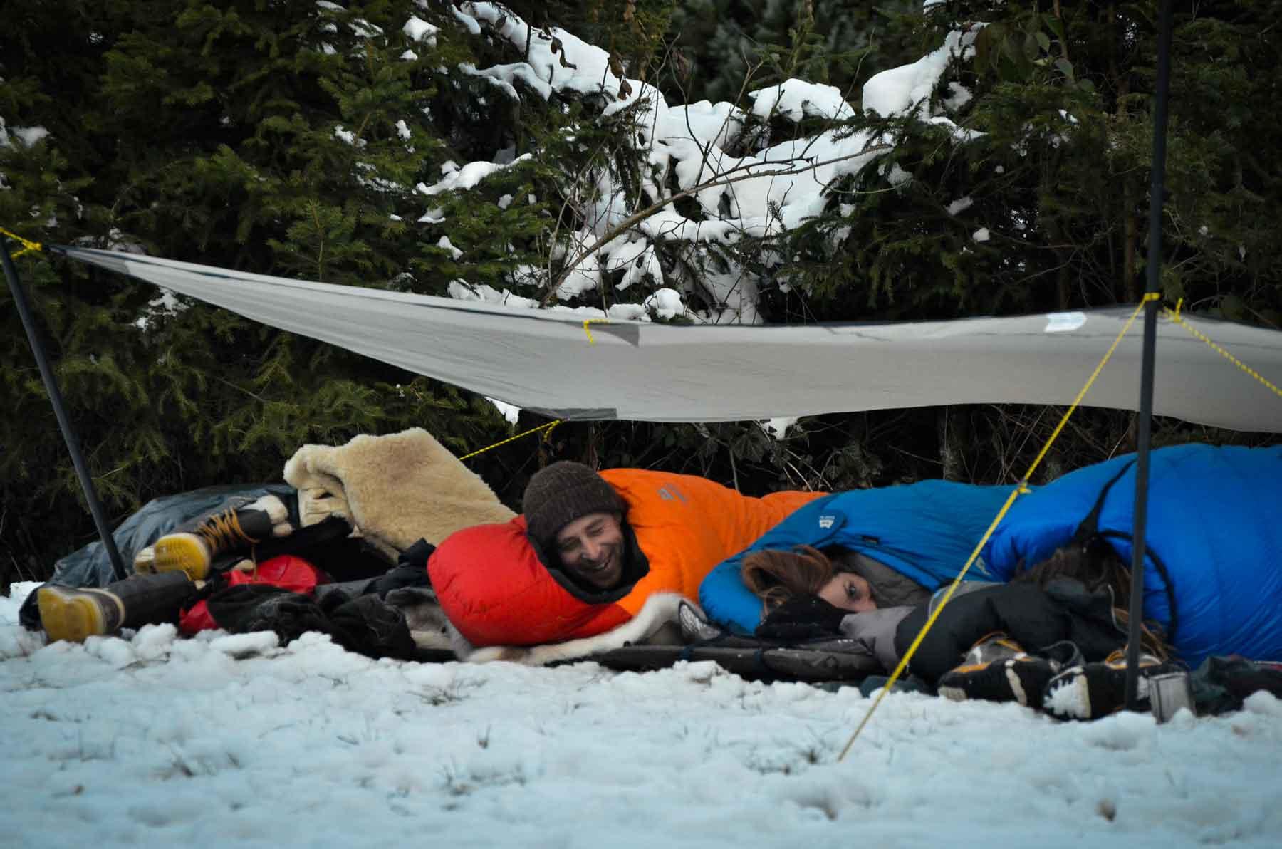 Outdoor Kurs Abenteuer
