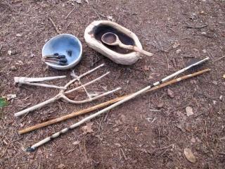 Wildnisschule Weltenwandler Wildnispaedagogik Naturhandwerk Bushcraft Survival Kurs