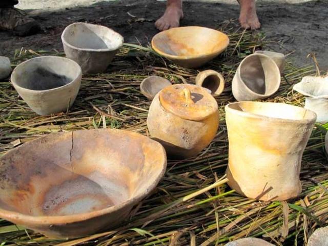 Wildnispaedagogik Weiterbildung Naturhandwerk