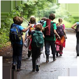 Naturgruppe Kinder