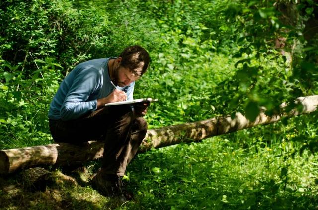 Wildnispaedagogik Weiterbildung Journaling