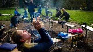 Wildnispaedagogik Studium Survival Wildnisschule Weltenwandler Hessen