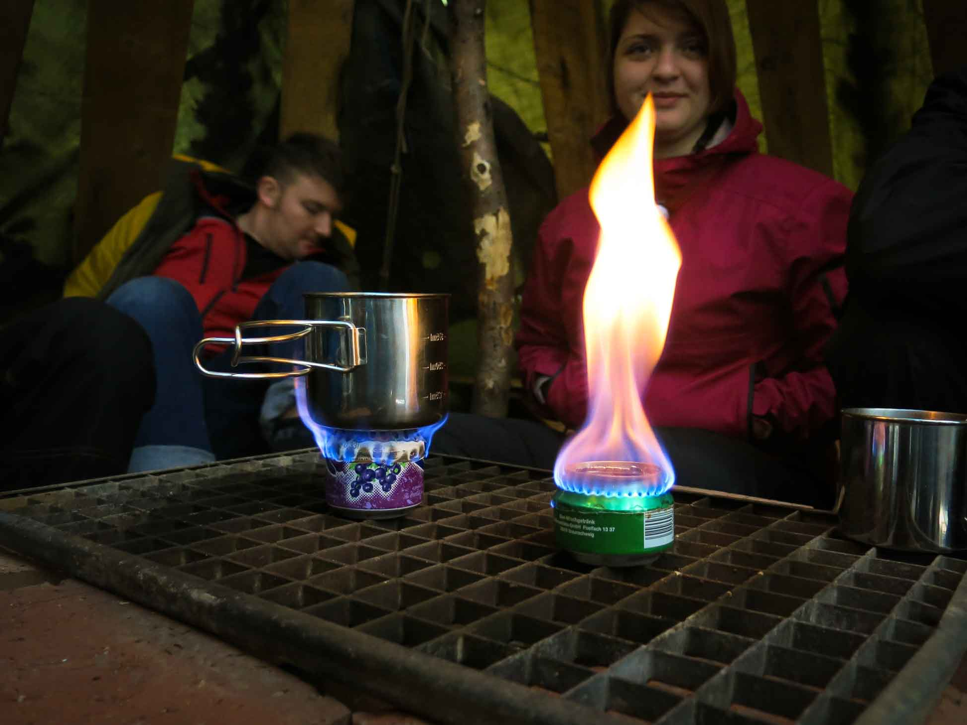 Outdoor Kurs Spirituskocher