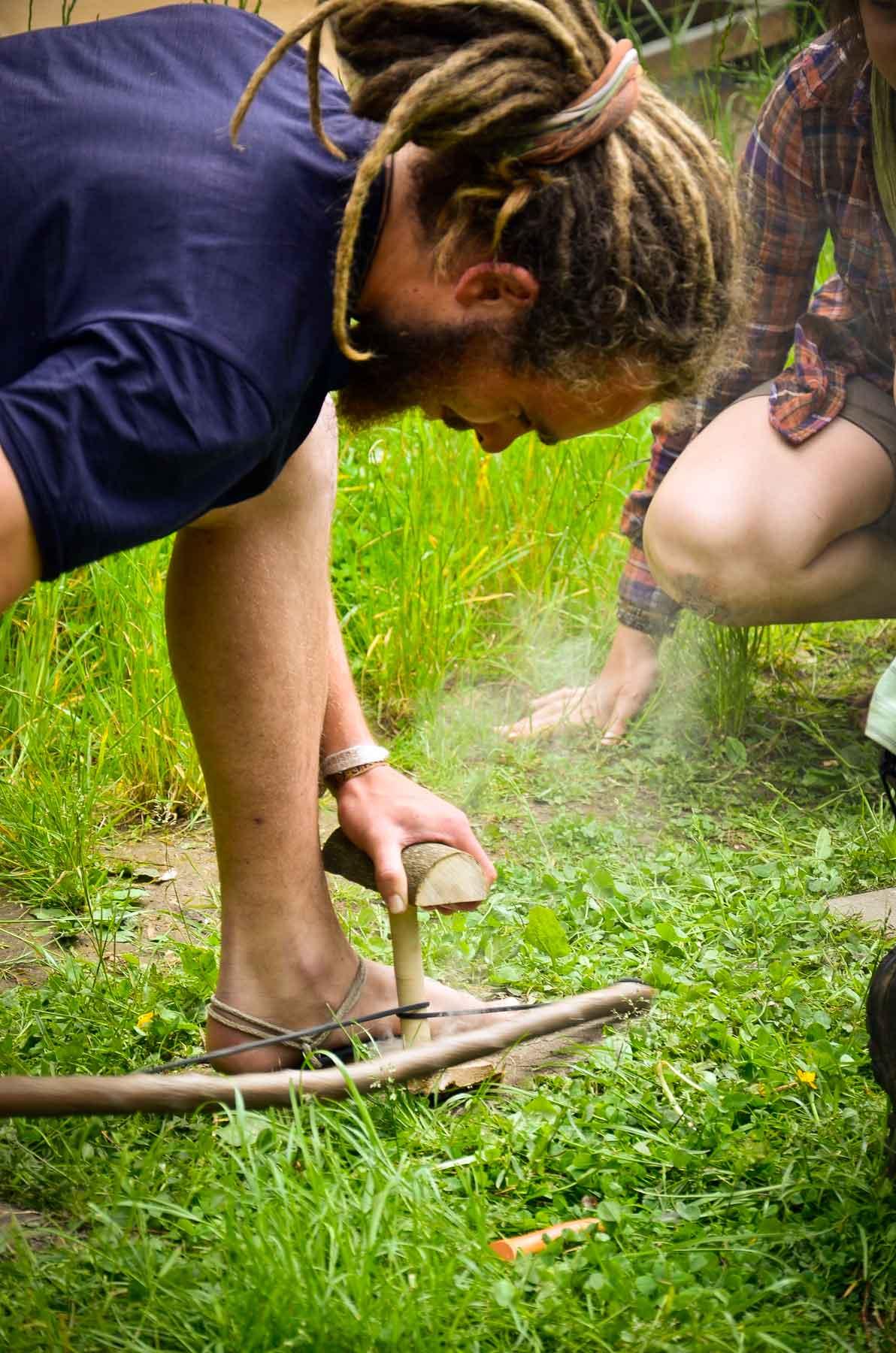 Wildnispaedagogik Weiterbildung Naturpaedagogik Umweltpaedagogik