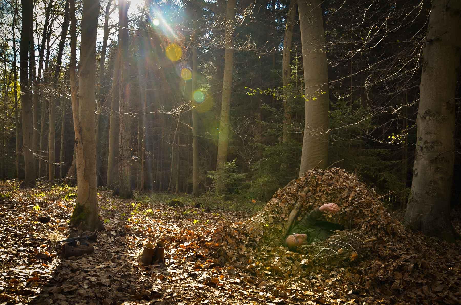 Wildnisschule Weltenwandler Wildnispaedagogik Survival Kurs Outdoor Naturverbindung