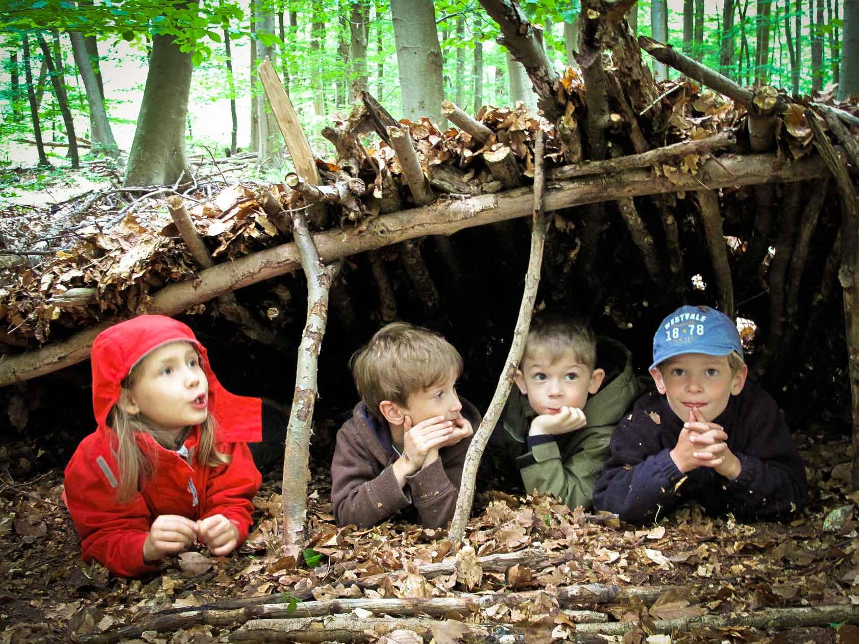 Survival fuer Kinder