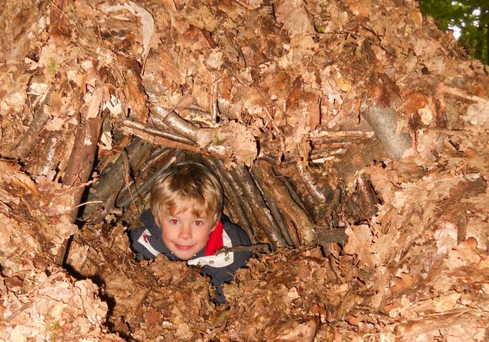 Survival für Kinder - Wildnis Kindergeburtstag - Outdoorerlebnis - Geburtstag in der Natur feiern