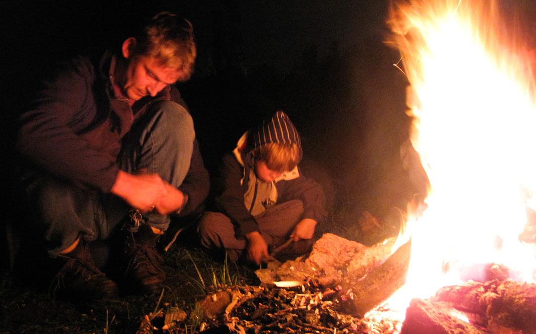Wildnis Familiencamp