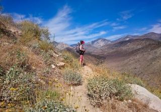 Outdoor Trekking Guide Ausbildung Wandern in der Wüste