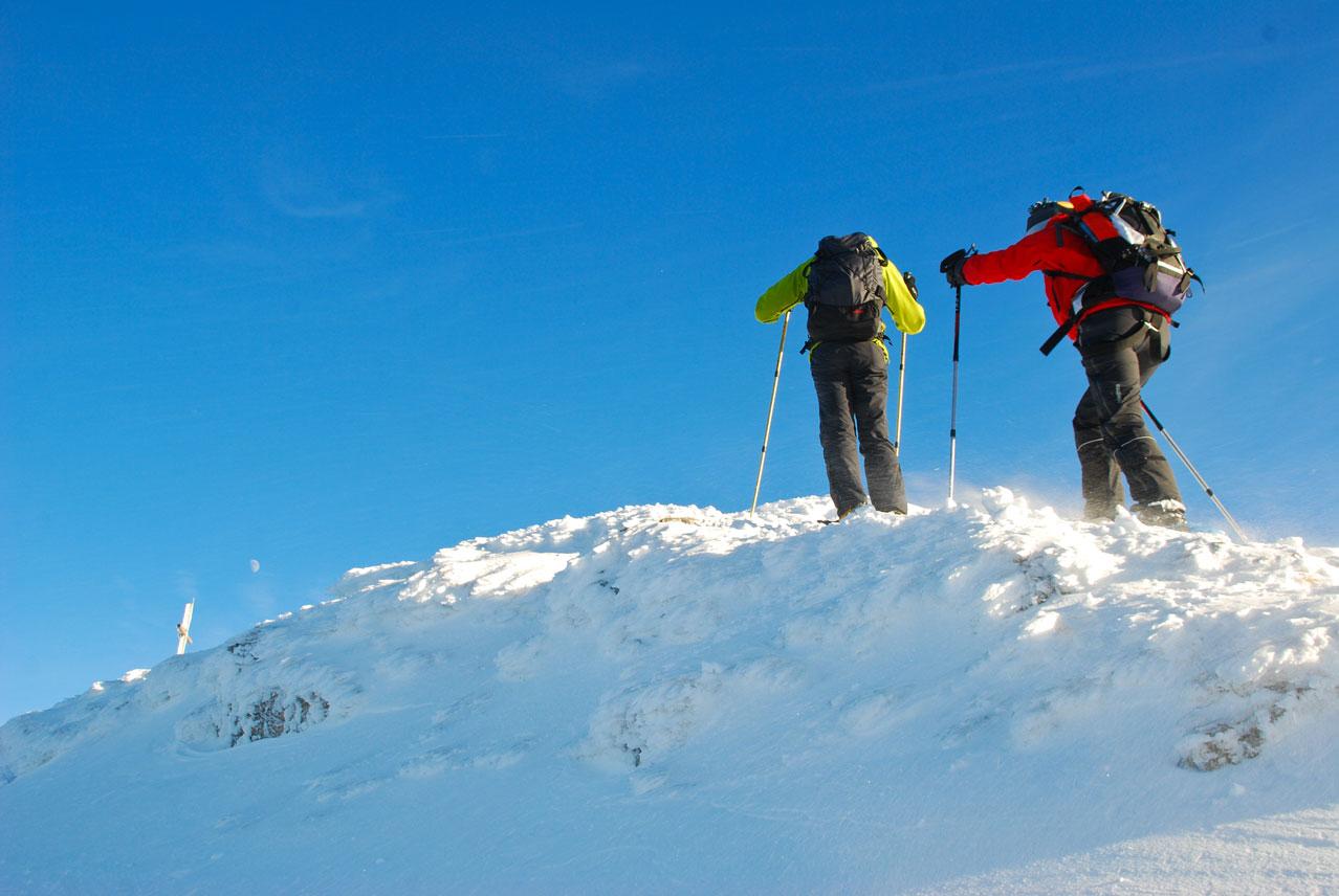 Trekking Guide Ausbildung Schneeschuhwandern