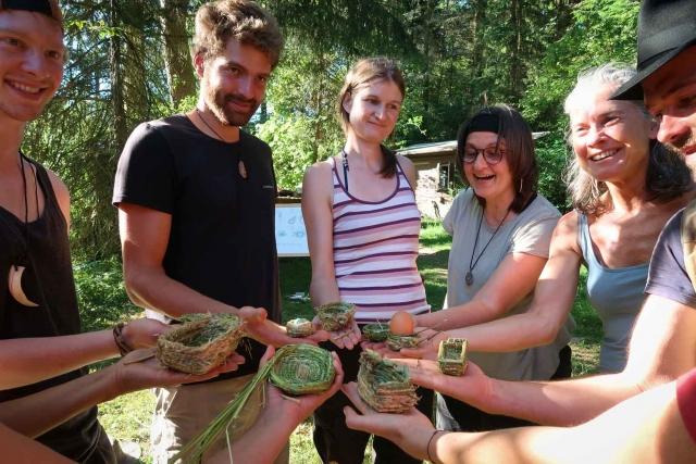 Wildnispaedagogik weiterführende Weiterbildung