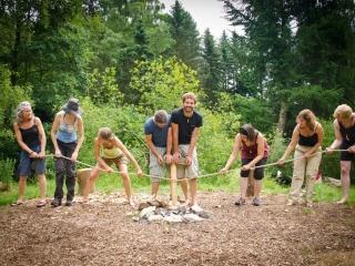 Wildnispaedagogik Weiterbildung Aufbau