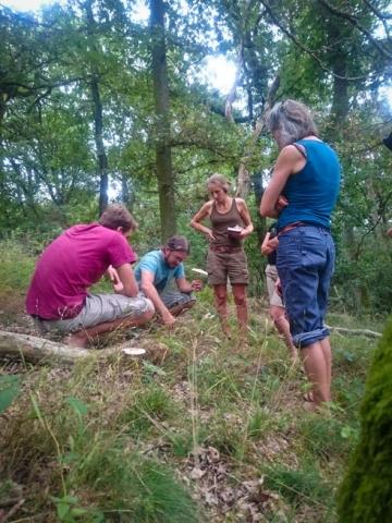 Wildnispaedagogik Weiterbildung Naturverbindung