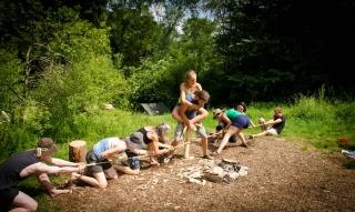Wildnispaedagogik Weiterbildung Mentor Coach