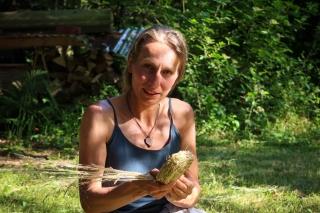 Wildnispädagogik Weiterbildung Naturhandwerk