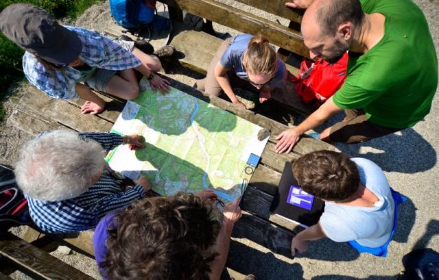 Kurs Topographische Karte lesen