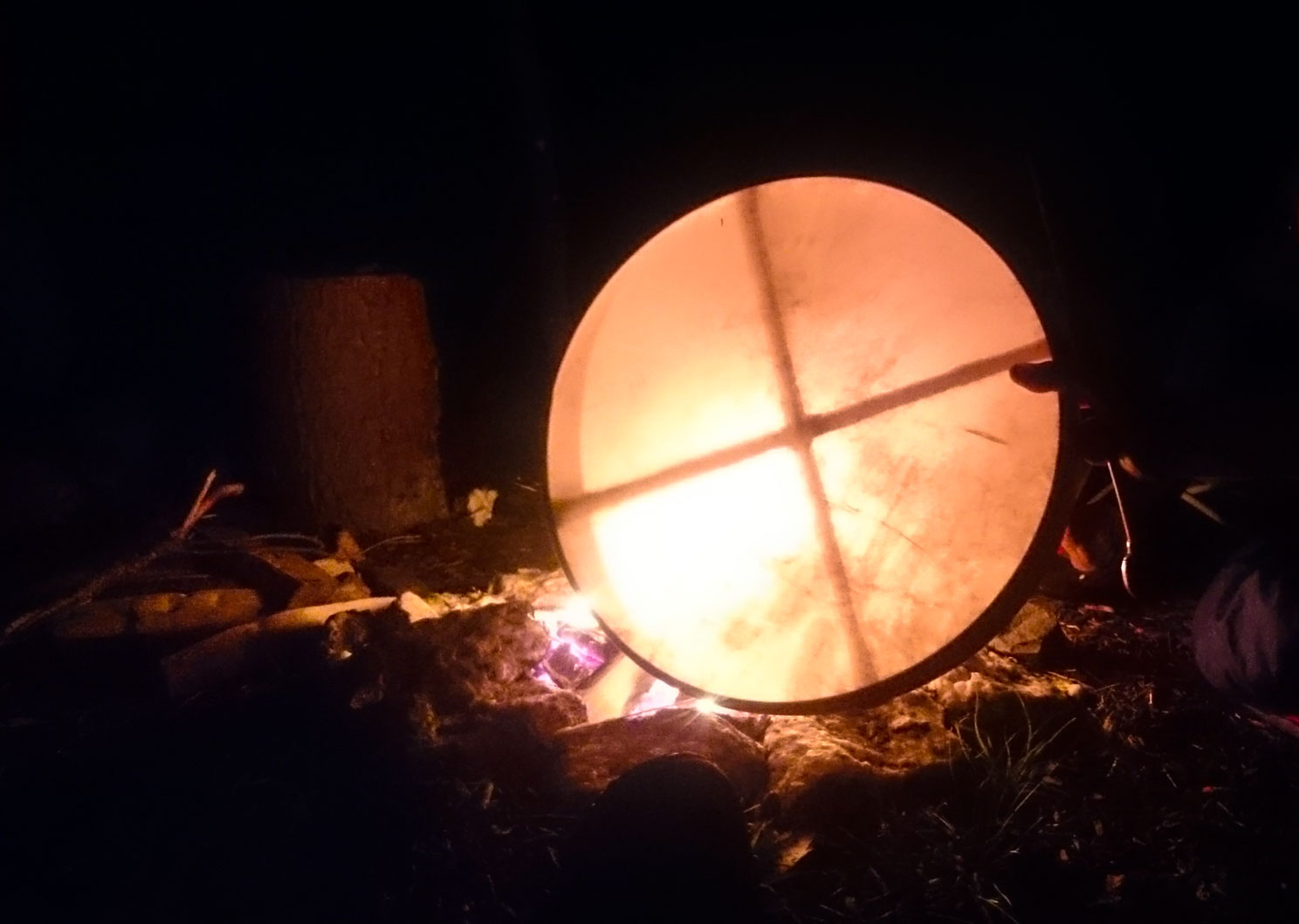 Wildnispaedagogik Weiterbildung Ritualarbeit
