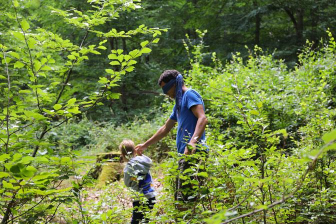 Vater Sohn Kurs Wildnisschule Weltenwandler